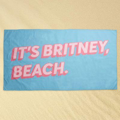 Zwembad Accessoires - Britney Beach strandlaken