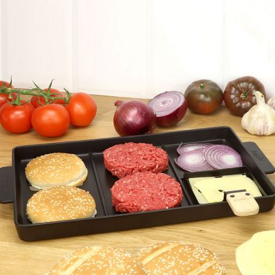 Keuken & barbeque - Burger Chef speciale grill