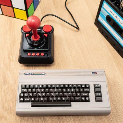 USB & Computer - C64 Mini Spel Console