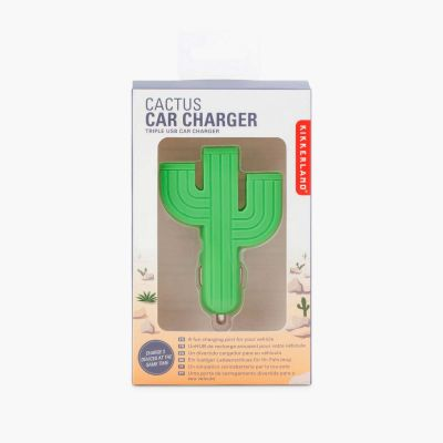 Smartphone accessoires - Cactus oplader voor de auto