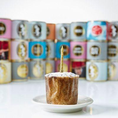Snoepgoed - Cancakes taartjes uit blik