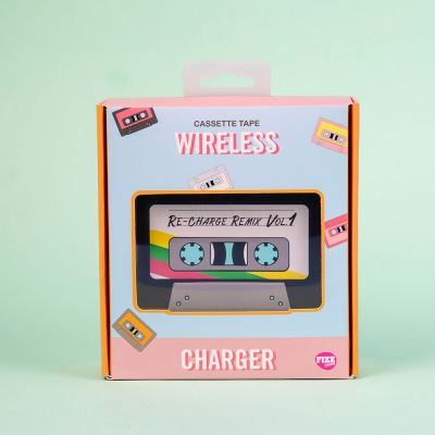 Cadeau voor zus - Draadloze oplader cassette