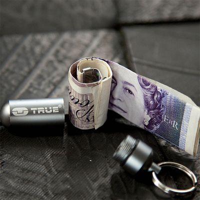 Outdoor en sport - Cash Stash – Sleutelhanger met Geldverstopplaats
