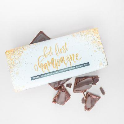 Snoepgoed - Champagne Frambozen Chocolade