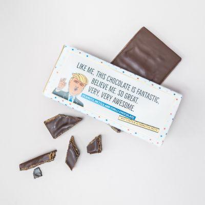 Snoepgoed - Trump chocolade