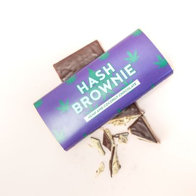 Snoepgoed - Hash Brownie Chocolade