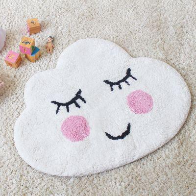 Baby cadeaus - Wolk badkamer mat