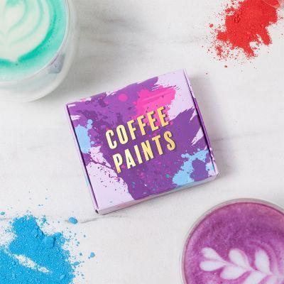 Kleine cadeautjes - Koffie verf