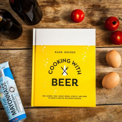 Cadeau voor vriend - Bier kookboek