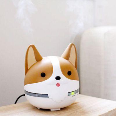 Home Gadgets - Verlichte Corgi luchtbevochtiger