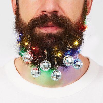 Grappige cadeaus - Disco baard decoratie