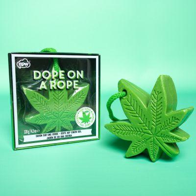 Gekke Gifts - Cannabis blad zeep