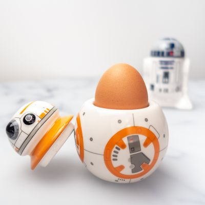 Cadeau voor broer - Star Wars Eierdopjes BB-8 en R2D2