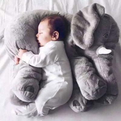Baby cadeaus - Olifant kussen