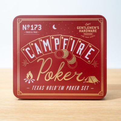 Party Games - Kampvuur pokerset