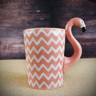 Back to school cadeaus - Flamingo mok