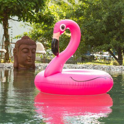 Buiten - Pink Flamingo Zwemband