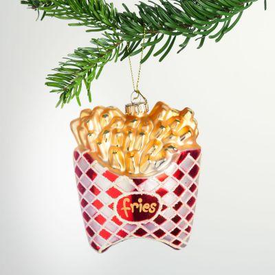 Kerstversiering - Friet Kerstboom decoratie