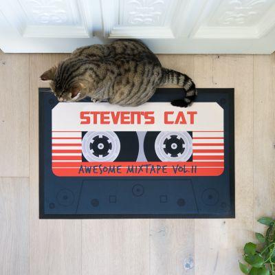 Exclusieve deurmatten - Personaliseerbare deurmat - Mixtape
