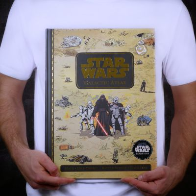 Boeken - De ultieme Star Wars atlas