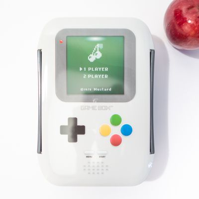 Keuken & barbeque - Game Box brooddoos
