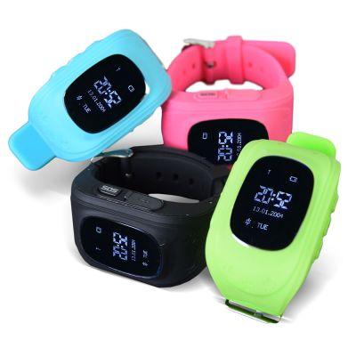 Klokken - GPS Tracking horloge voor kinderen