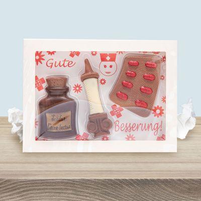 Snoepgoed - Beterschap chocoladeset