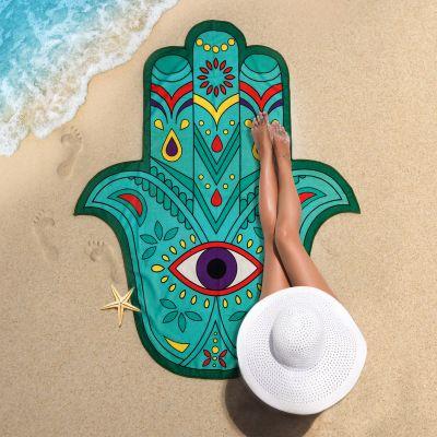 Zomer - Hand van Fatima strandlaken