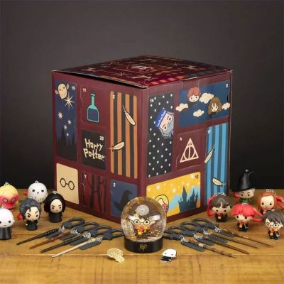 Adventskalender - Harry Potter deluxe adventskalender