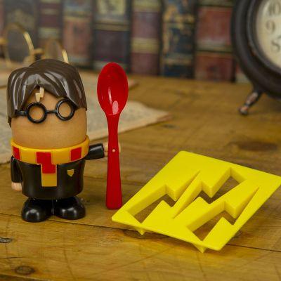 Keuken & barbeque - Harry Potter eierdopje met vorm voor toast