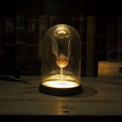 Verlichting - Gouden Snaai Lampje