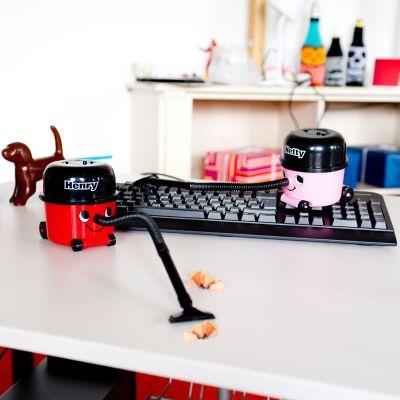 Plezier op kantoor - Bureaustofzuiger Henry & Hetty