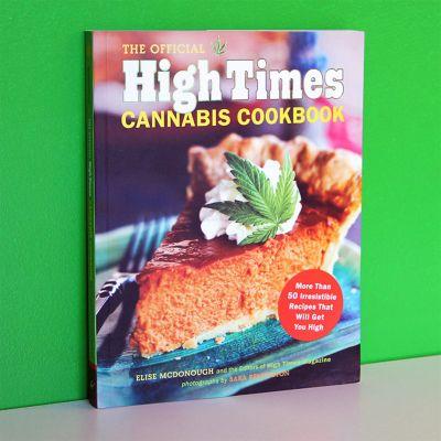 Boeken - High Times cannabis-kookboek
