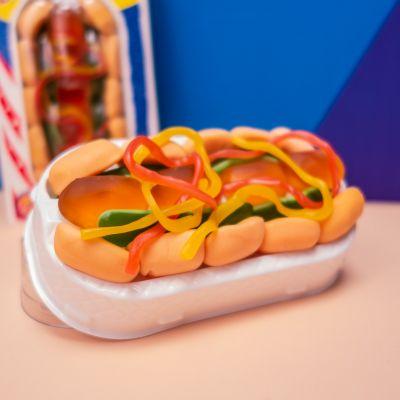 Snoepgoed - Hot Dog snoep