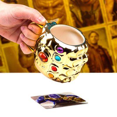 Sinterklaas surprise - Avengers Infinity War Handschoen Mok