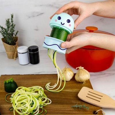 Keuken & barbeque - Kwallen spiraal snijder