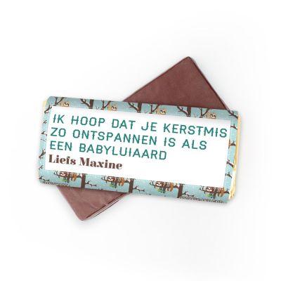 Snoepgoed - Personaliseerbare chocolade