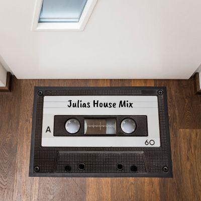 Exclusieve deurmatten - Personaliseerbare cassette deurmat