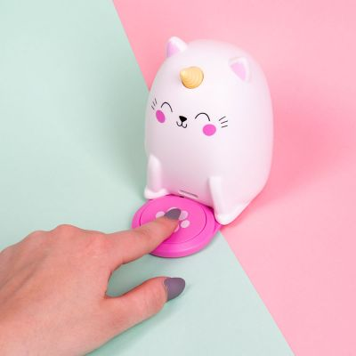 Cadeau voor zus - Kittycorn Nagellakdroger