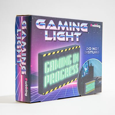 Verlichting - Gamer lichtbox