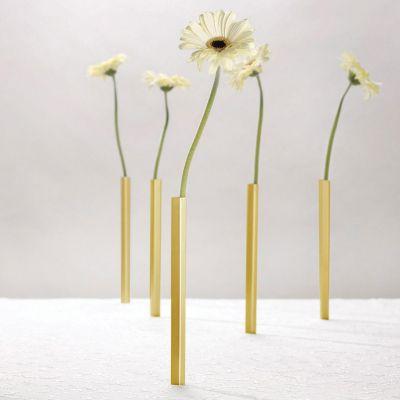Decoratie - Magnetische vazen - set van 5