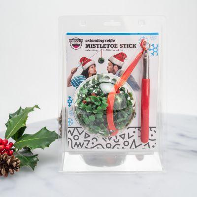 Mistletoe selfie stick