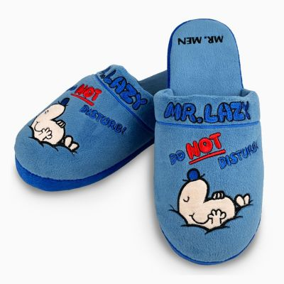 Mr. Lazy slippers