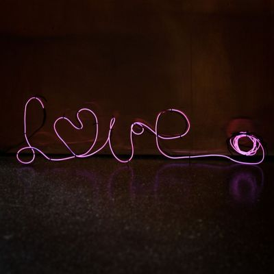 Solden - Neonlicht om zelf vorm te geven
