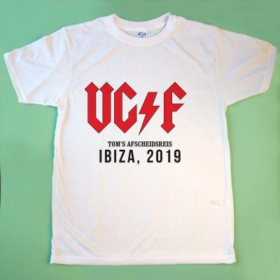 Kleding & accesoires - Personaliseerbare T-shirt met tekst