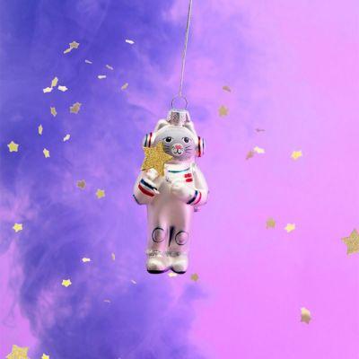 Kerstversiering - Astronautkat Kerstboomversiering