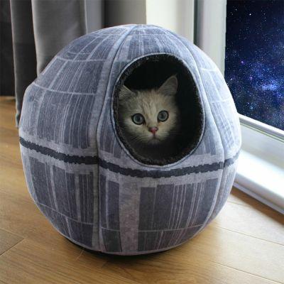 Het universum van Star Wars - Star Wars Deathstar kattenmand