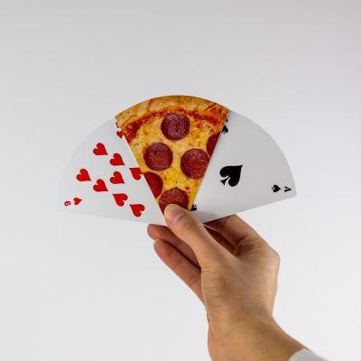 Speeltjes - Pizza Kaarten