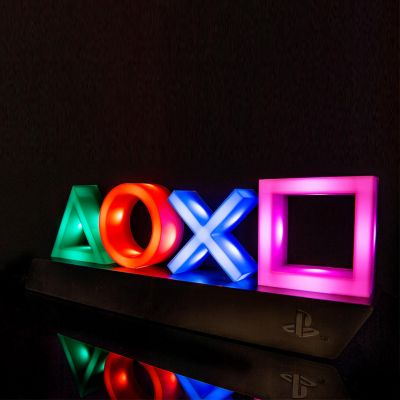 Cadeauvinder - Playstation Icons Lampen