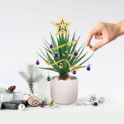 Solden - Kerstboomversiering voor kamerplanten